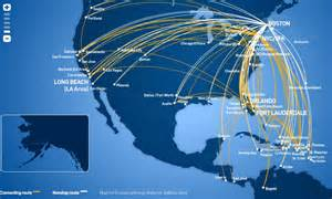 Jet Blue Route Map by Jetblue Airways World Airline News Page 3
