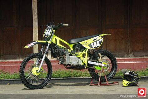 Shock Yss Yamaha Zr yamaha f1 zr wonogiri modif murmer bebek grasstrack