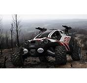 Ford Amatoya Off Road Car In The Mountain Top