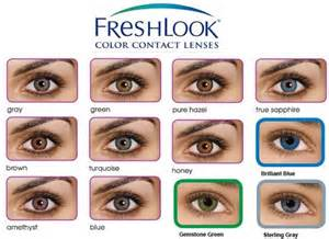 Fresh Colors by Review Freshlook Colorblends Contact Lens Singapore