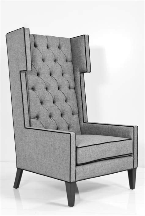 Contemporary Wingback Chair Design Ideas Image Gallery Modern Wing Chair