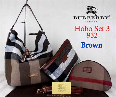 Promo Tas Import Brown Promo handbag burberry murah handbags 2018