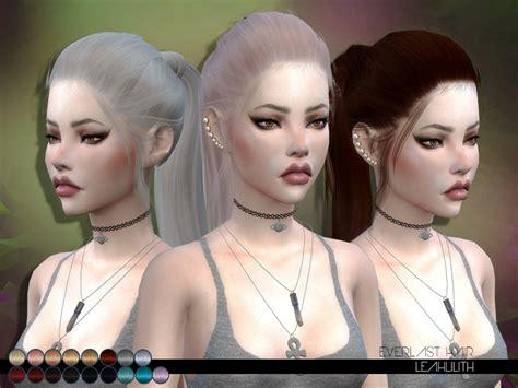Leah Lillith's LeahLillith Everlast Hair