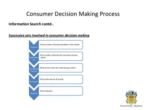 Decision Process Paper - essay on buyer decision process