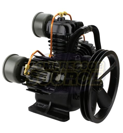3 cylinder 1 single stage cast iron air compressor 22 scfm ebay