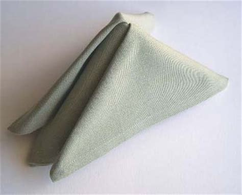 origami napkin folding folded napkin www pixshark images galleries with a