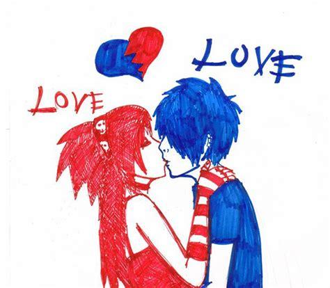 imagenes love emo emo love emo photo 8825376 fanpop