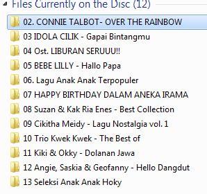 Dvd Lagu Anak Bahasa Indonesia 2disc rusti shop produk pilihan dvd baby brainy 11 album