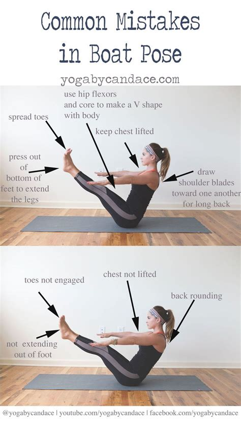 boat pose hold exercise common mistakes in boat pose fitness workouts
