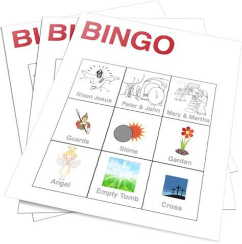 free printable games for children s church free printable easter bingo game for kids free children
