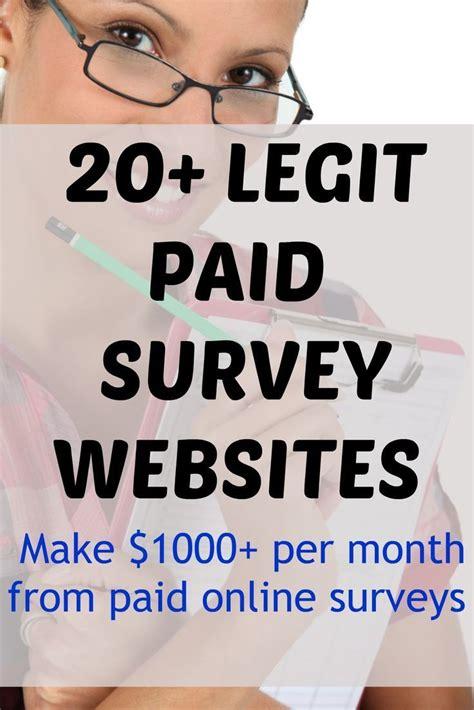 Free Online Paid Survey Make Money Fast At Home - de 25 bedste id 233 er inden for paid surveys p 229 pinterest