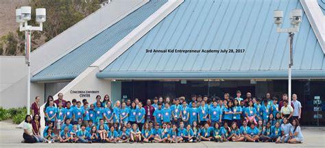 Concordia Irvine Mba Accreditation by Kid Entrepreneur Academy Kea