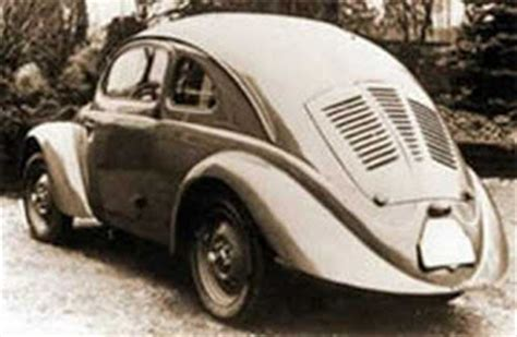 who invented the volkswagen beetle t t a time line 1925 1940 1970 1985