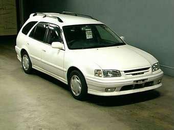 Toyota Carib Sprinter 1998 Toyota Sprinter Carib Images