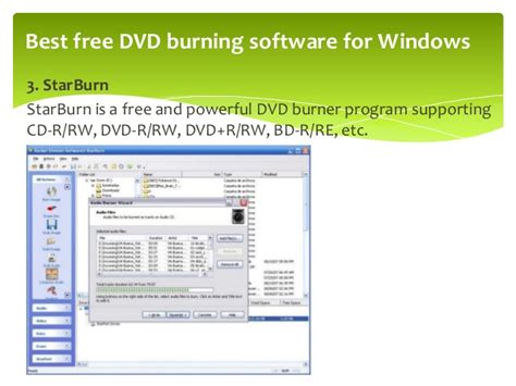best software for cd burning 8 free software to burn cd dvd discs free autos post