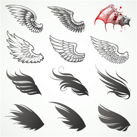 tattoo flash wings 16 wings tattoo designs sles and ideas