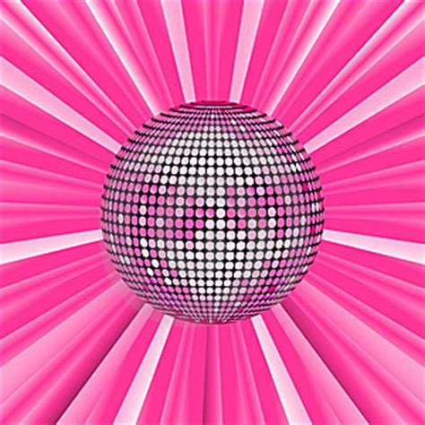 Been Pink Diskon 1 pink disco background royalty free stock photography