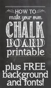 52 reasons why i you template powerpoint how to make your own chalkboard printables