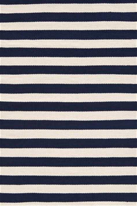 navy blue striped rug dash albert trimaran stripe navy blue ivory indoor outdoor rugs