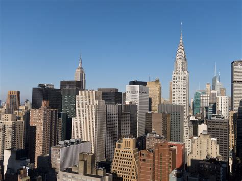 restaurant chrysler building nyc skyline chrysler building pictures to pin on