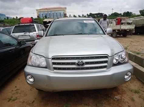 2000 Toyota Highlander Tokunbo Toyota Highlander 2000 For 2 2m Looksin Autos