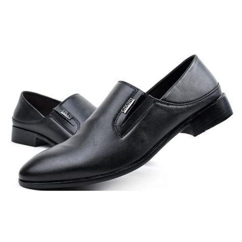 Sepatu Kerja Casual Pria Moofeat Original Gaya Keren Pria Loafers jual sepatu kerja pria