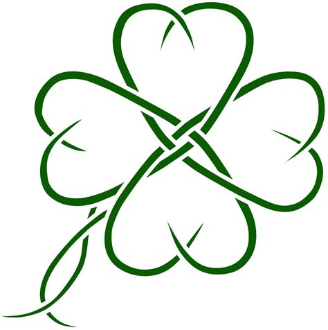four leaf clover tattoos four leaf clover tattoos designs ideas and meaning