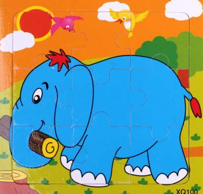 Puzzle Gajah Singa Zebra by 6 Pilihan Mainan Puzzle Untuk Anak Informasi Kehamilan