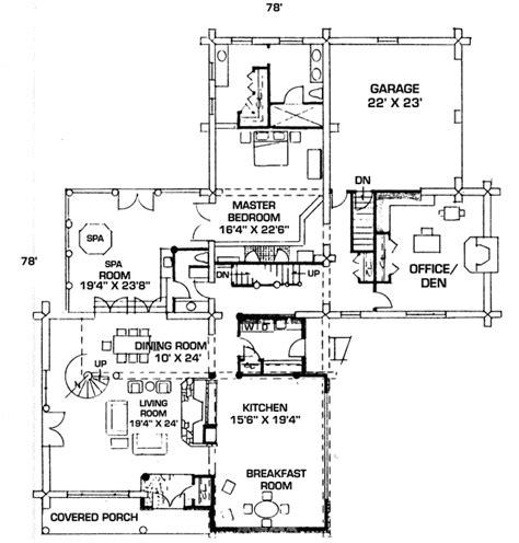 montana floor plans mlh 023 pennsylvania log home plan by montana log homes mywoodhome
