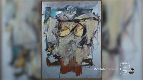 behind bedroom doors watch online stolen painting worth estimated 165m found behind bedroom door video abc news