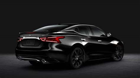 nissan maxima 2017 black 2017 nissan maxima specs and information planet nissan