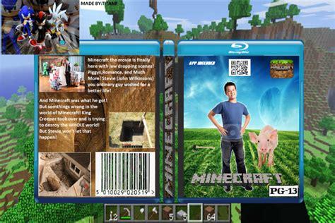 filme schauen minecraft the first movie minecraft movies box art cover by titanf