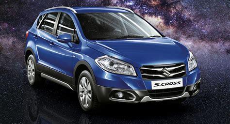 Suzuki Crossover Suzuki S Cross Launches In India As A Quot Premium Crossover Quot