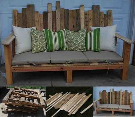do it yourself sofa fantastic diy outdoor pallet sofa do it yourself fun ideas