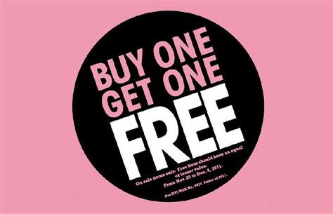 Buy 1 Get 1 forever 21 buy 1 get 1 promo philippine promos