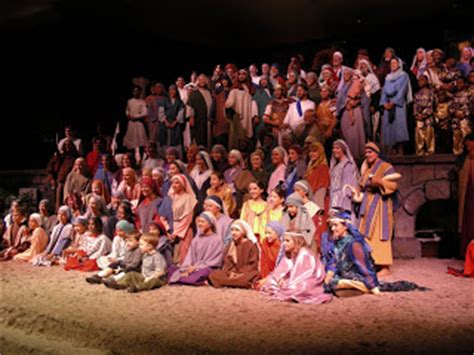 graceconnect 187 living christmas trees pageant opens at