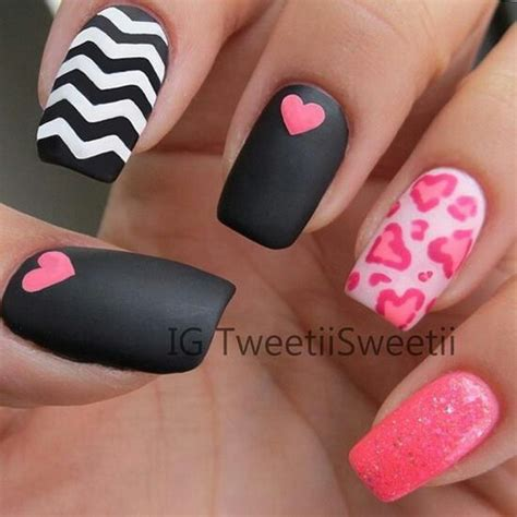 Nail For by Nail Designs For Valentines Yve Style