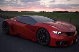 Bmw Lamborghini Bmw And Lamborghini Concept Studies