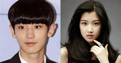 film chanyeol exo terbaru chanyeol exo jadi pacar moon ga young di film jangsu shop