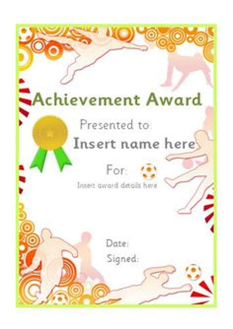 football certificates templates uk editable school certificates on 16 pins