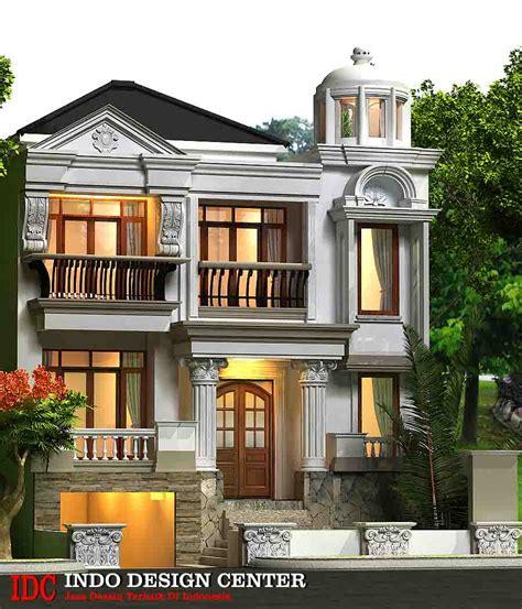 gambar desain jas ggs jasa arsitek gambar desain rumah 2 lantai di surabaya