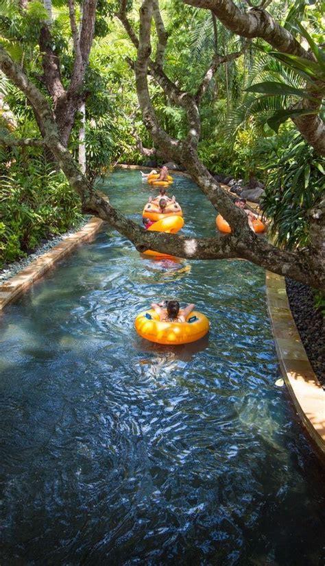 float  waterbom bali waterpark  indonesia travel