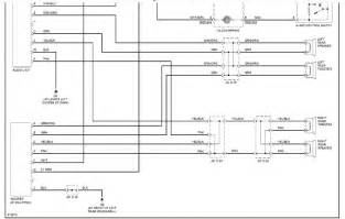 need radio speaker wiring diagram for 2005 mazda mpv lx