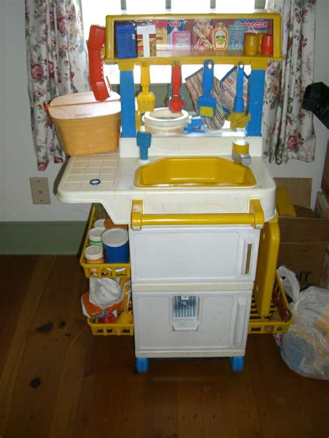 1987 Fisher Price Kitchen Set by 17 Best Images About Vintage Toys On Children