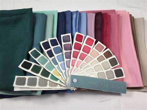 color analysis drapes 163 best color swatches images on pinterest
