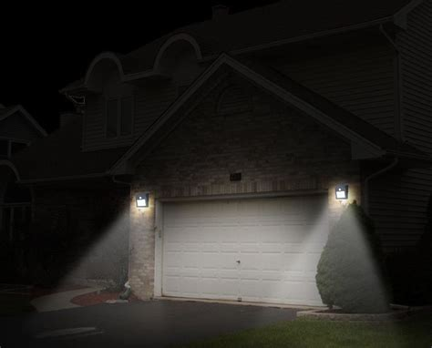 New Led Light new led solar motion sensor led light garage outdoor led