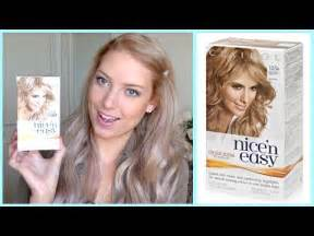 color eazy hair dye review new hair clairol n easy hair dye review