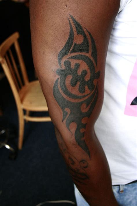 adinkra tattoos 21 best gye nyame images on ideas