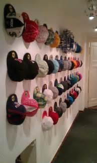 25 best ideas about baseball hat display on