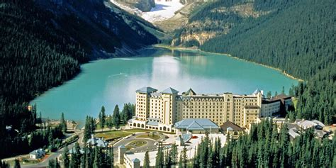 best hotels in banff canadian rockies hotels 5 2018 world s best hotels
